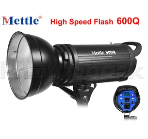Studio Flash - 600W - High Speed - Mettle 600Q